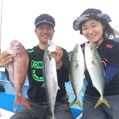9月 24日(日)午前便・タテ釣りの写真その4
