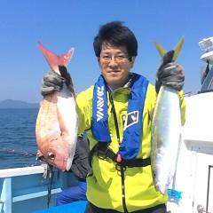9月 26日(火)午前便・タテ釣りの写真その1