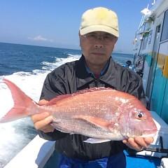 9月 26日(火)午前便・タテ釣りの写真その2