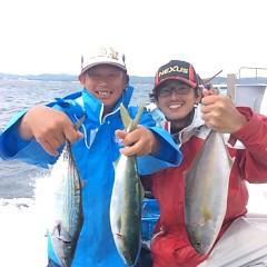 9月 30日(土)午前便・タテ釣りの写真その1