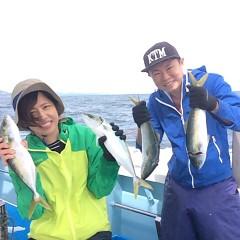 9月 30日(土)午前便・タテ釣りの写真その2