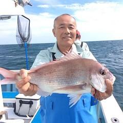 9月 30日(土)午後便・ウタセ真鯛の写真その1