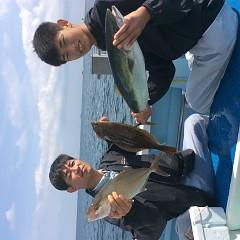 10月1日(日)午前便・タテ釣りの写真その2