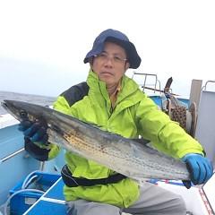 10月2日(月)午前便・タテ釣りの写真その1