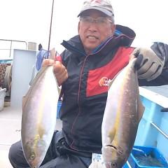 10月2日(月)午前便・タテ釣りの写真その5