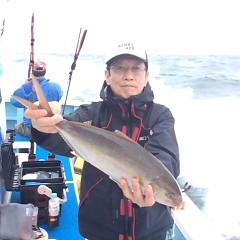 10月2日(月)午前便・タテ釣りの写真その6