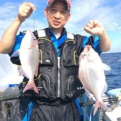 10月7日 (土)  午後便・ウタセ真鯛の写真その4