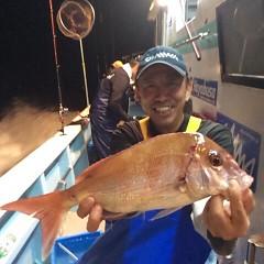10月8日(日)午後便・ウタセマダイ釣りの写真その2