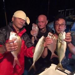 10月8日(日)午後便・ウタセマダイ釣りの写真その3