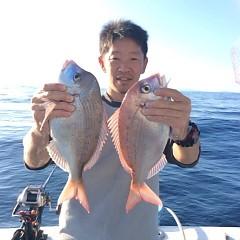 10月9日 (月)  午後便・ウタセ真鯛の写真その2