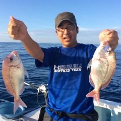10月9日 (月)  午後便・ウタセ真鯛の写真その3