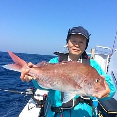 10月10日(火)午前・午後便・ウタセ釣りの写真その1