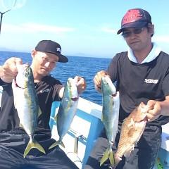 10月11日(水)午前便・ウタセ釣りの写真その1
