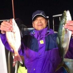 10月14日 (土)  午後便・ウタセ真鯛の写真その1