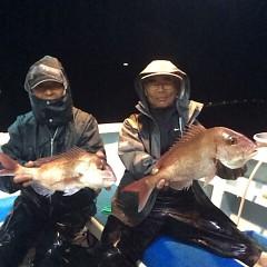 10月15日 (日)  午後便・ウタセ真鯛の写真その1