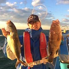 10月25日 (水)  午後便・ウタセ真鯛の写真その2