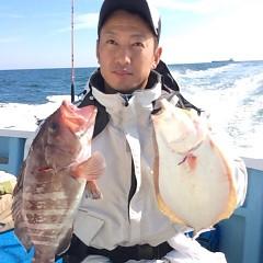 11月3日 (金)  午前便・ヒラメ釣りの写真その5