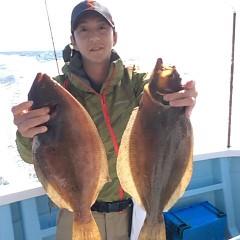 11月3日 (金)  午前便・ヒラメ釣りの写真その7