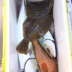 11月3日 (金)  午前便・ヒラメ釣りの写真その10