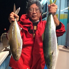 11月3日 (金)  午後便・ウタセ真鯛の写真その1