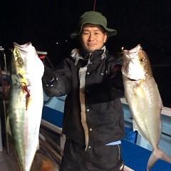 11月4日 (土)  午後便・ウタセ真鯛の写真その1