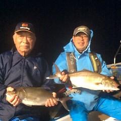 11月8日(水)午後便・ウタセマダイ釣りの写真その1