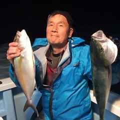 11月10日(金)午後便・ウタセマダイ釣りの写真その2