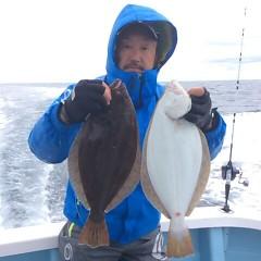 11月20日(月)午前便・ヒラメ釣りの写真その4