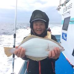 11月22日(水)  午前便・ヒラメ釣りの写真その1