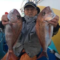 12月1日 (金)  午後便・ウタセ真鯛の写真その3