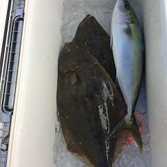 12月2日 (土)  午前便・ヒラメ釣り 午後便・ウタセ真鯛の写真その5
