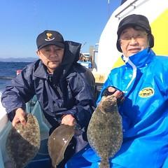 12月3日 (日)  午前便・ヒラメ釣り 午後便・ウタセ真鯛の写真その5