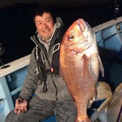 12月3日 (日)  午前便・ヒラメ釣り 午後便・ウタセ真鯛の写真その9