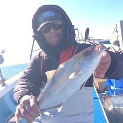 12月7日 (木)  午前便・ヒラメ釣りの写真その4