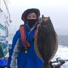 12月8日 (金)  午前便・ヒラメ釣りの写真その1