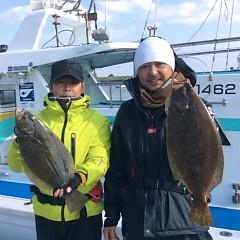 12月11日 (月) 午前便・ヒラメ釣りの写真その2