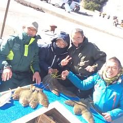 12月12日(月)午前便・ヒラメ釣りの写真その1
