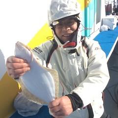 12月 15日 (金) 午前便・ヒラメ釣りの写真その2