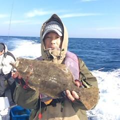 12月 23日 (土) 午前便・ヒラメ釣りの写真その5