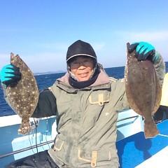 12月 23日 (土) 午前便・ヒラメ釣りの写真その6