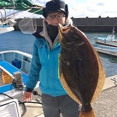 12月 27日 (水) 7時出船ヒラメ釣りの写真その2