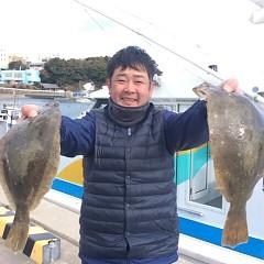 12月 27日 (水) 7時出船ヒラメ釣りの写真その3