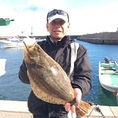 12月 27日 (水) 7時出船ヒラメ釣りの写真その4