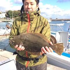 12月 27日 (水) 7時出船ヒラメ釣りの写真その5