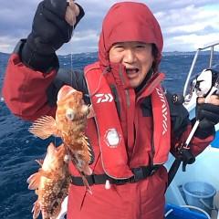 12月 28日 (木) ヒラメ釣りの写真その3
