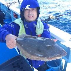 12月 29日 (金) 午前便・ヒラメ釣りの写真その4