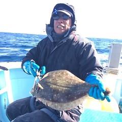 12月 29日 (金) 午前便・ヒラメ釣りの写真その5