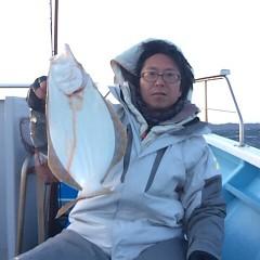 12月30日(土)ヒラメ釣りの写真その2