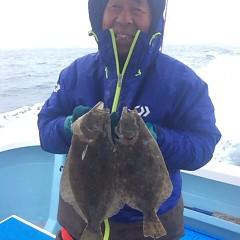 1月5日 (金) 7時出船ヒラメ釣りの写真その6