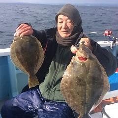 1月 6日 (土) 午前便・ヒラメ釣りの写真その9